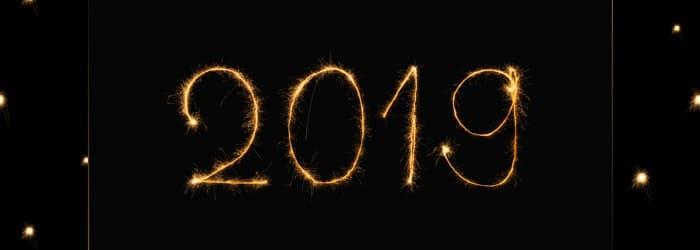 Hvala za izjemno leto in obilo iskric v 2019
